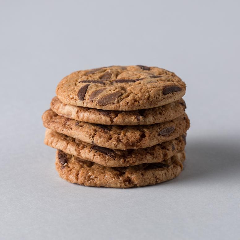 עוגיות קריספי שוקולד צ'יפס